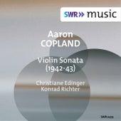 Copland: Violin Sonata by Christiane Edinger