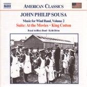 Music For Wind Band Vol. 2 de John Philip Sousa