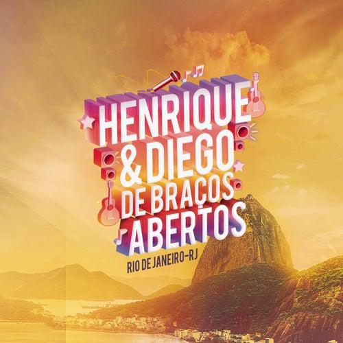De Braços Abertos (Ao Vivo) de Henrique & Diego