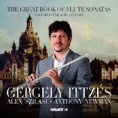 The Great Book of Flute Sonatas, Vol. 1 von Gergely Ittzés