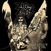 Ripping Death /​ Riddle of Steel von Zig Zags