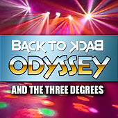 Back To Back - Odyssey And The Three Degrees by Various Artists
