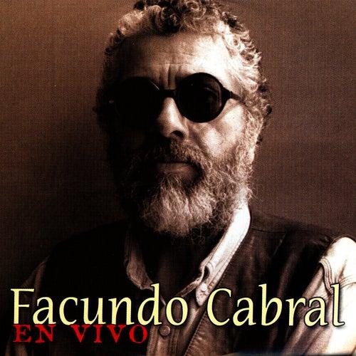 Facundo Cabral En Vivo by Facundo Cabral