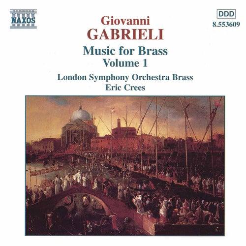 Music for Brass Vol. 1 by Giovanni Gabrieli