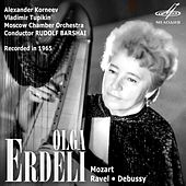 Olga Erdeli. Mozart, Ravel, Debussy by Various Artists