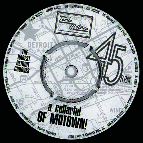 A Cellarful Of Motown! by Various Artists
