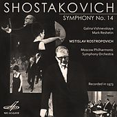 Shostakovich: Symphony No. 14, Op. 135 de Various Artists