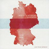 Across the Pond (Live from Germany) de Micky & The Motorcars