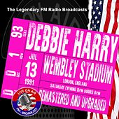 Legendary FM Broadcasts - Wembley Stadium, London 13th July 1991 by Debbie Harry