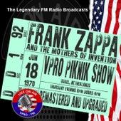 Legendary FM Broadcasts - VPRO Piknik Show, Uddel, Netherlands 18th June 1970 van Frank Zappa
