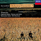 The World of Orchestral Favourites I - Tchaikovsky de Various Artists