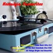 Nostalgia Favourites de Various Artists