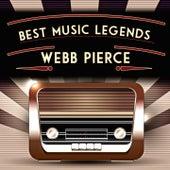 Best Music Legends by Webb Pierce