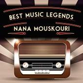 Best Music Legends von Nana Mouskouri