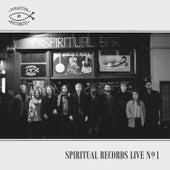 Spiritual Records Live No.1 de Various Artists