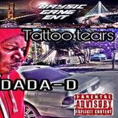 Tatoo Tears von Dada-D