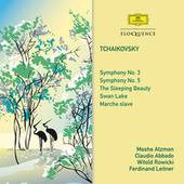 Tchaikovsky: Symphonies 3 & 5 / The Sleeping Beauty / Swan Lake / Marche Slave di Various Artists