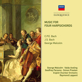 Music For Four Harpsichords by Various Artists