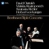 Beethoven: Triple Concerto de Mstislav Rostropovich