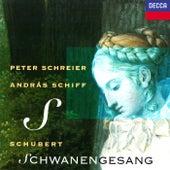 Schubert: Schwanengesang de András Schiff