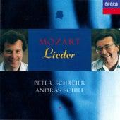 Mozart: Lieder; Masonic Cantata de András Schiff