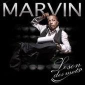 Le son des mots by Marvin