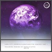 Lunation Remixes, Pt. 1 by Luna City Express
