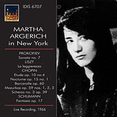 Martha Argerich in New York, 1966 (Live) von Martha Argerich