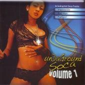 Undaground Soca Vol.1 de Various Artists