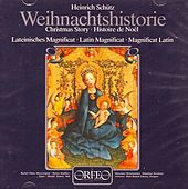 Schütz: Weihnachtshistorie (Christmas Story), SWV 435 de Various Artists