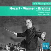 Mozart - Wagner - Brahms, Orchestre National de la RTF, Concert du 05/05/1955, Bruno Walter (dir) de Orchestre national de la RTF and Bruno Walter