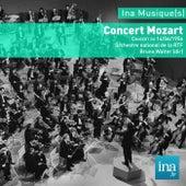 Concert Mozart, Orchestre National de la RTF, Concert du 14/06/1956, Bruno Walter (dir) de Orchestre national de la RTF and Bruno Walter