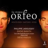 La storia di Orfeo by Philippe Jaroussky