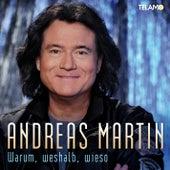Warum, weshalb, wieso by ANDREAS MARTIN