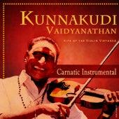 Kunnakudi Vaidyanathan - Hits of the Violin Virtuoso by Various Artists