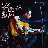 Emotional Songs (Live from Blue Note, Milano) by Sagi Rei