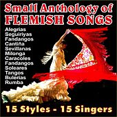 Small Anthology of Flemish Songs by Various Artists