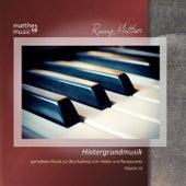 Hintergrundmusik, Vol. 12 - Gemafreie Musik zur Beschallung von Hotels & Restaurants (inkl. Klaviermusik zum Entspannen) by Ronny Matthes