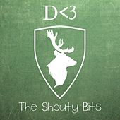 The Shouty Bits by DeHart