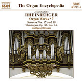 RHEINBERGER: Works for Organ, Vol. 7 de Wolfgang Rubsam