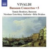 VIVALDI, A.: Bassoon Concertos (Complete), Vol. 5 (Benkocs) - RV 466, 469, 473, 491, 496, 497 by Tamas Benkocs