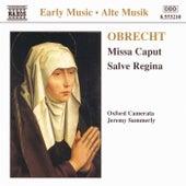 Missa Caput/Salve Regina von Jacob Obrecht