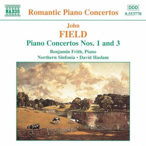 Piano Concertos Volume 1 by John Field
