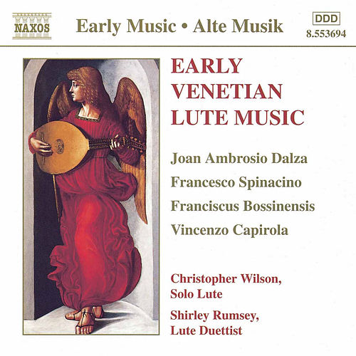 Early Venetian Lute Music by Various Artists