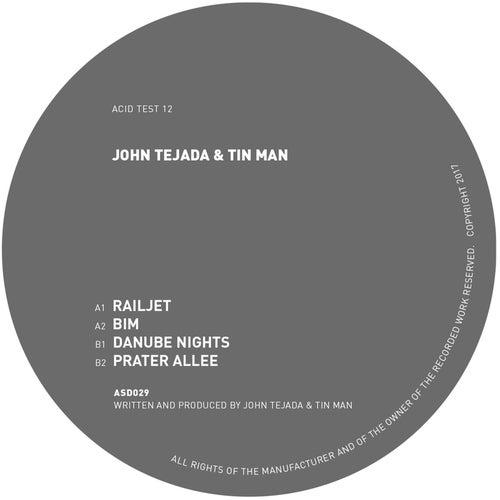 Acid Test 12 by John Tejada