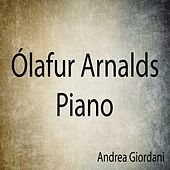Ólafur Arnalds - Piano by Andrea Giordani