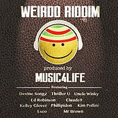 Weirdo Riddim de Various Artists