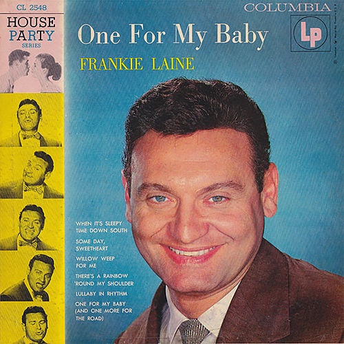 One For My Baby di Frankie Laine