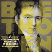 Les cinq concertos pour piano et orchestre von Various Artists