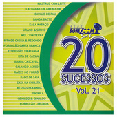 20 Sucessos, Vol: XXI de Various Artists